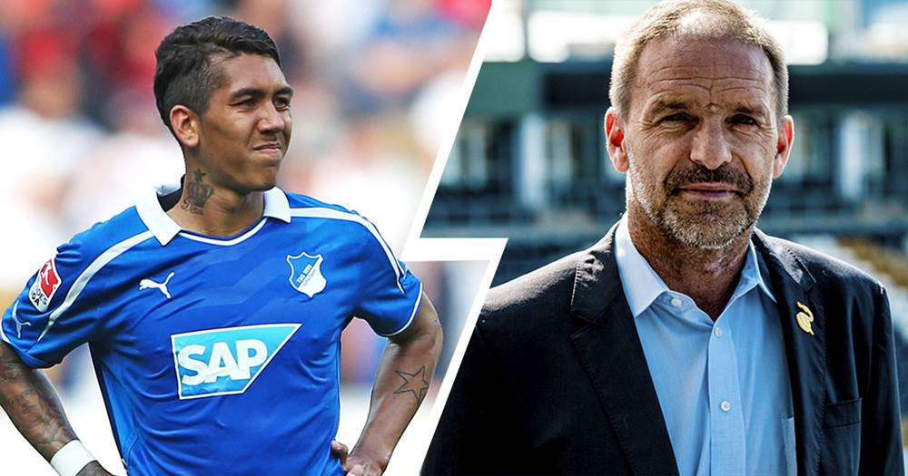 'Worse than my grandma': Man who introduced Firmino to European football recalls his first days at Hoffenheim - Bóng Đá