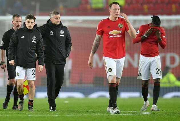 Man Utd slump to lowly 16th in financial power rankings after on-field woes with Solskjaer's squad worth just £625m - Bóng Đá