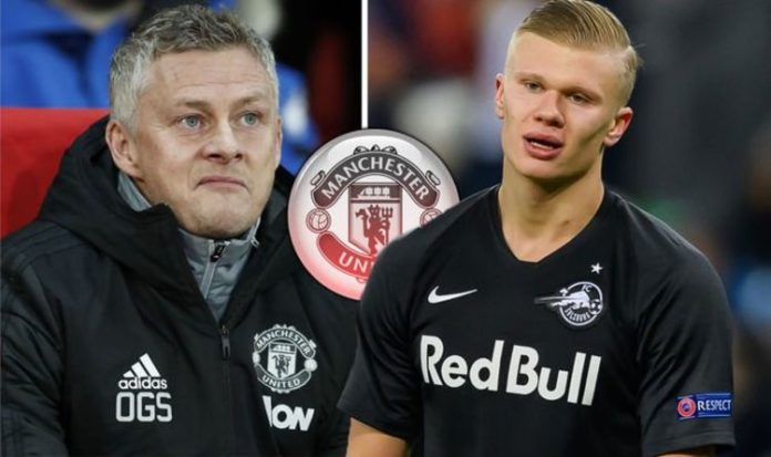 Haaland rubbishes 'comical' claims that wage demands caused failed Man Utd move - Bóng Đá