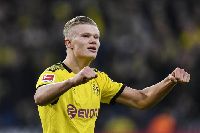 Real Madrid should have signed Erling Haaland before he joined Borussia Dortmund - Bóng Đá