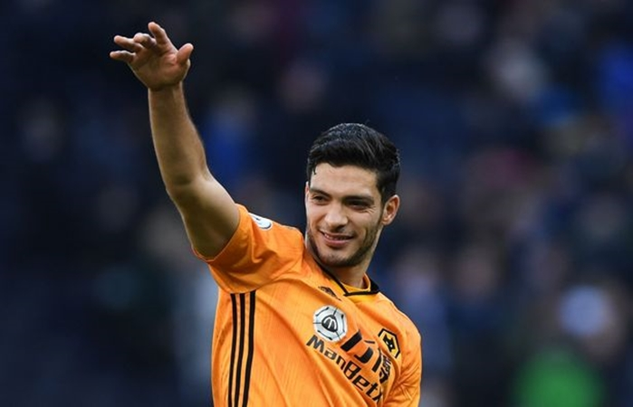 Ilkay Gundogan 'can imagine' Man Utd transfer target Raul Jimenez playing for Man City - Bóng Đá