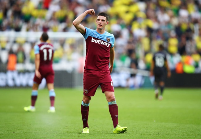 Jack Wilshere names 'unbelievable' Declan Rice as best young player in Premier League - Bóng Đá