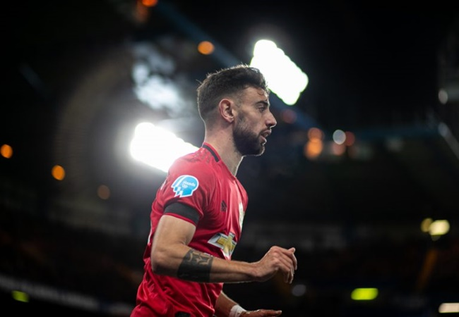 Bruno Fernandes picks Portuguese midfielder Francisco Ramos as the player he wants at Manchester United - Bóng Đá