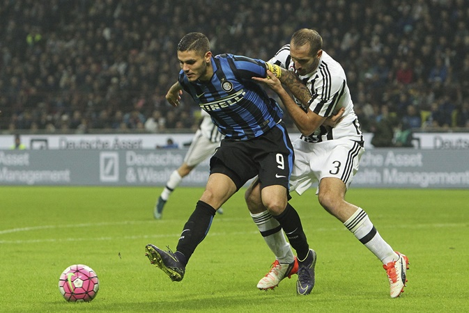 Icardi is 'Almost Impossible to Mark' According to Juventus Defender Chiellini  - Bóng Đá