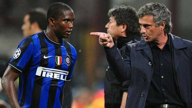 Eto'o: Mourinho convinced me to sign for Inter with a photo and a message - Bóng Đá