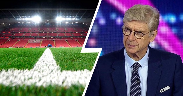 Arsene Wenger: Playing games without fans will damage football in the long-term' - Bóng Đá