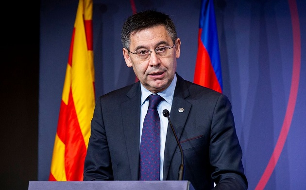 Presidential candidate Farre fills in request for vote of no confidence against Bartomeu and Barcelona's board - Bóng Đá