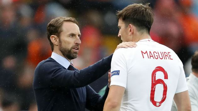 Harry Maguire: Manchester United captain says he thought he was being kidnapped during arrest in Greece - Bóng Đá